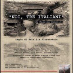 Noi-tre-Italiani