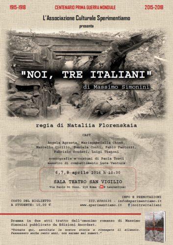 Noi, tre italiani