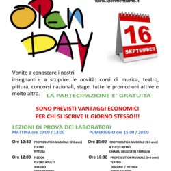 Open Day 16 SET