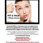 locandina fit&face