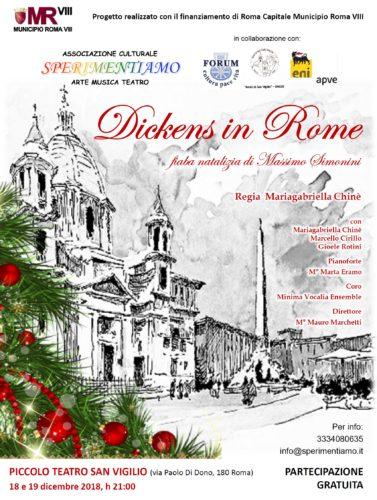 Dickens in Roma