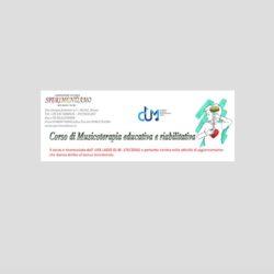 Corso di Musicoterapia educativa e riabilitativa
