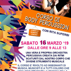Corso di Body Percussion