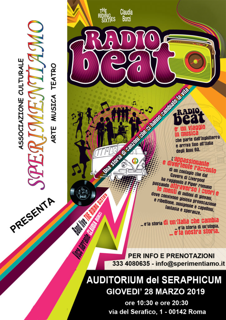 Radio Beat 28 marzo