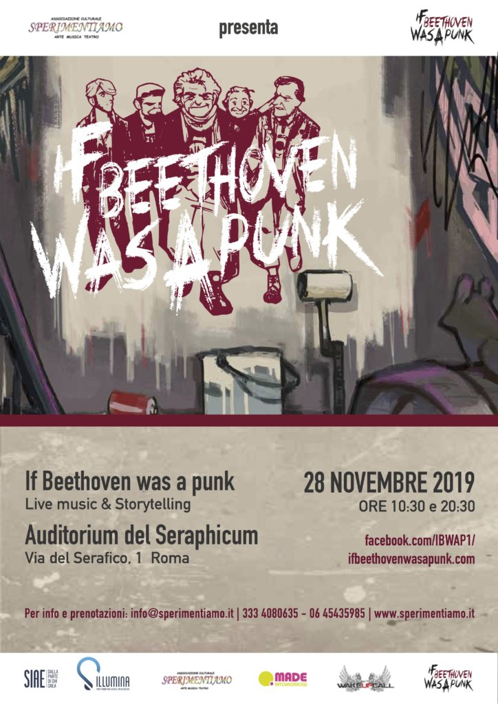 If Beethoven Was a Punk-2019